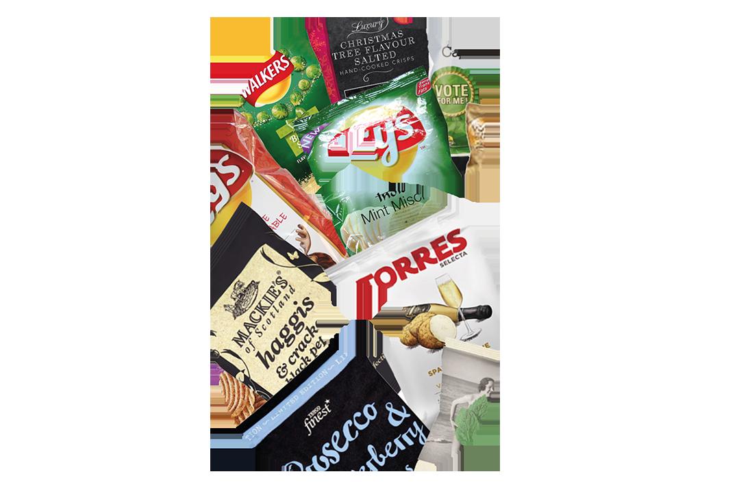 6 facts about crisps