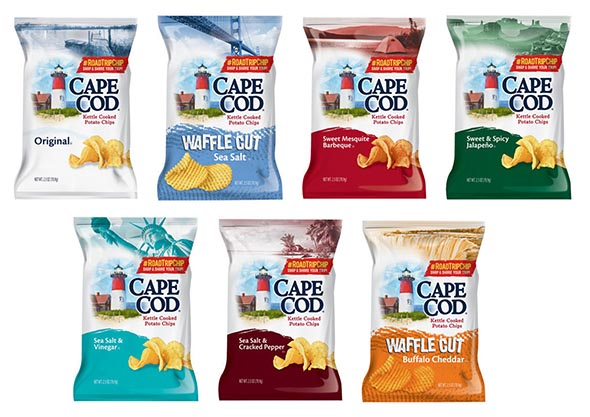 Cape Cod selection