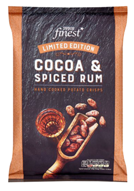 Cocoa & Spiced Rum