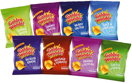 Golden Wonder selection