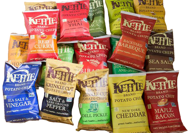 Kettle Chip collection