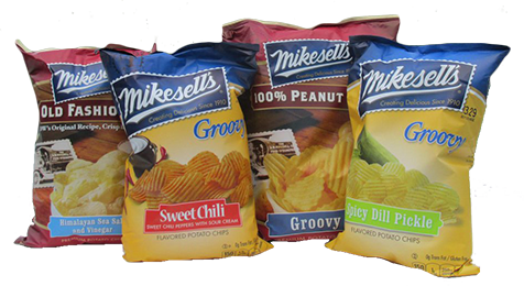 Mikesell's crisps