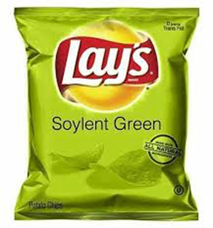 Soylent Green - no thank you!