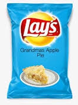 Grandma's Apple Pie. That sounds quite tasty