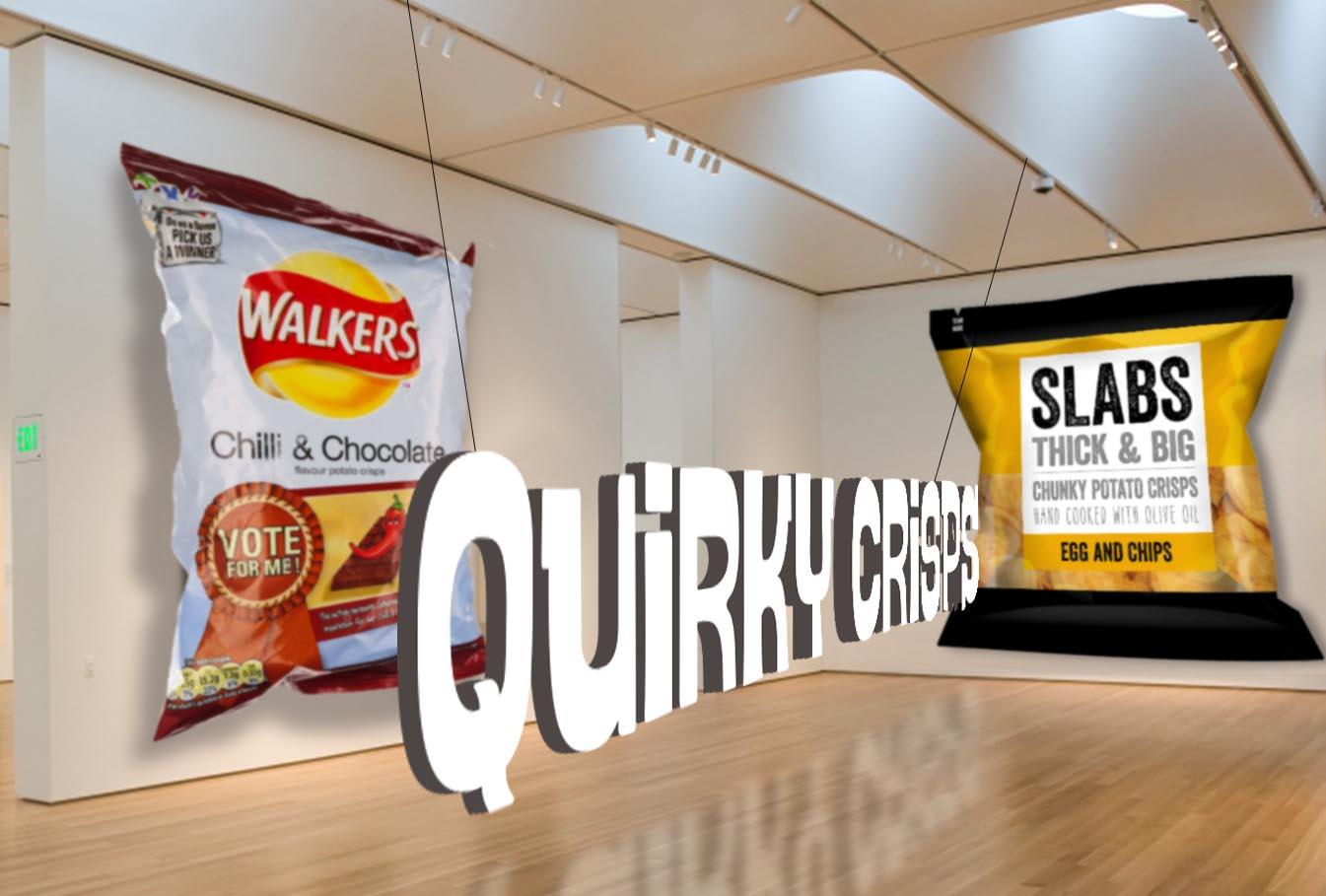 Quirky crisps