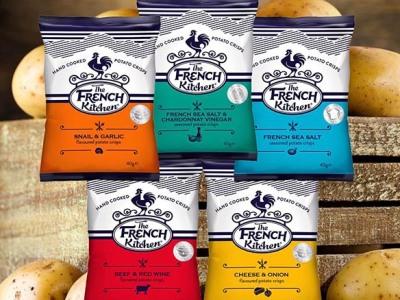 French Kitchen crisp selection